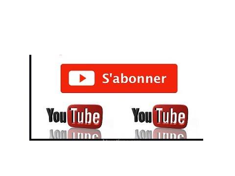 S'abonner à notre chaîne You Tube